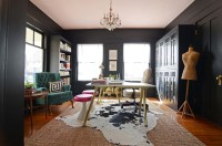 31 Great Eclectic Home Office Design Ideas