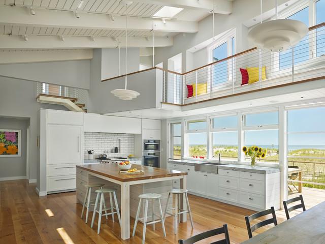 House beach-style-kitchen