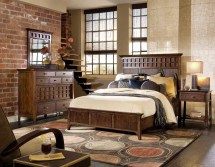 Rustic Master Bedroom Wall Decorating Ideas