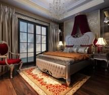 Mediterranean Interior Design Bedroom