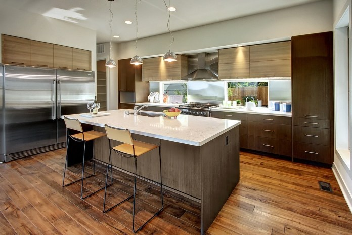 Modern Kitchen with Armstrong Flooring