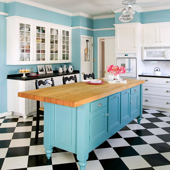 Stock-Cabinetry-Freestanding-Kitchen-Island