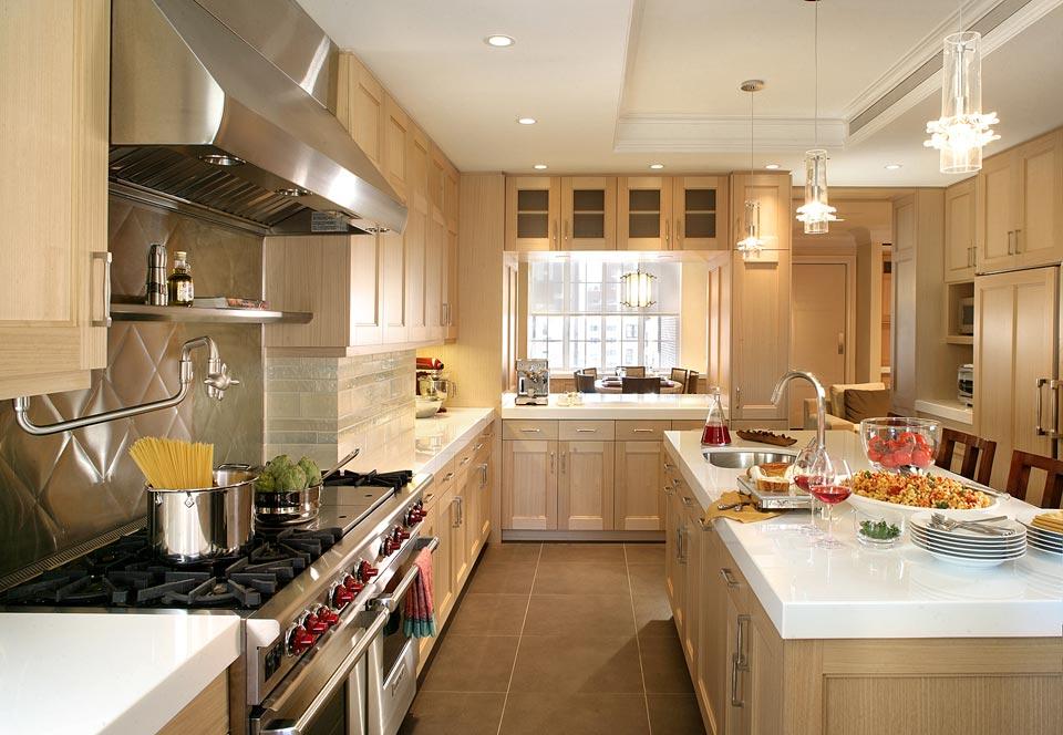 25 Stunning Transitional Kitchen Design Ideas