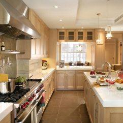 Stainless Steel Kitchen Pendant Light Deco 25 Stunning Transitional Design Ideas