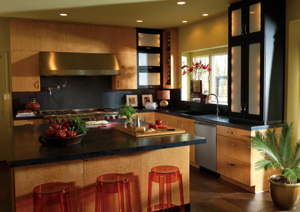 Brighten Your Kitchen With Asian Kitchen Ideas