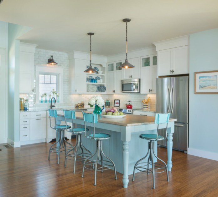 green-beach-style-kitchen-fantastic-decor-plan