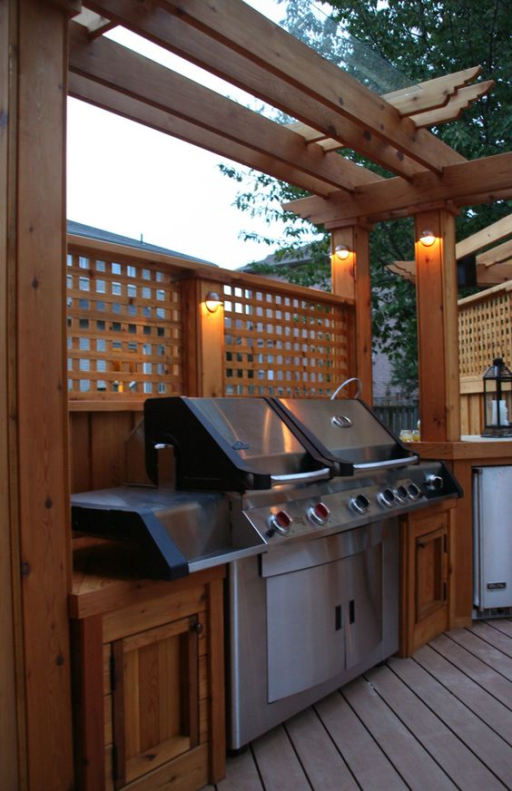 Outdoor Kitchen Designing The Perfect Backyard Cooking Station