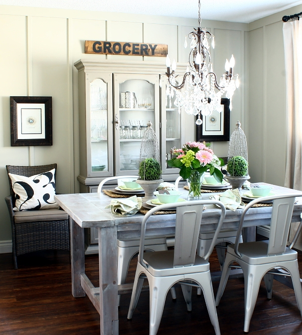 Best Dining Room Decorating Idea