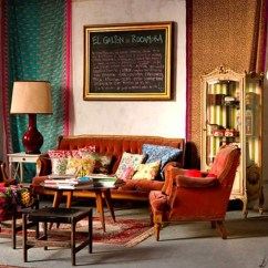 Brown Accent Pillows Sofa Sam Moore Recliner 25 Awesome Bohemian Living Room Design Ideas