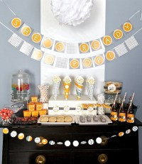 Decorating A Modern Baby Shower Ideas