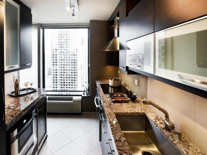 Modern-Small-Kitchen-Design-Style
