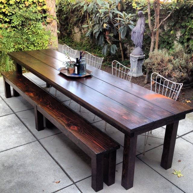 Rustic Outdoor Tables Rustic Patio Furniture
