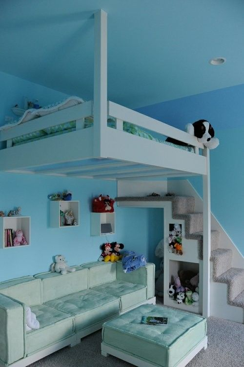 good idea for small rooms