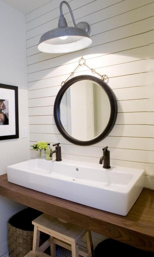 Modern Farmhouse Bathroom Ideas