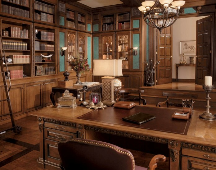 traditional-home-office-design-ideas