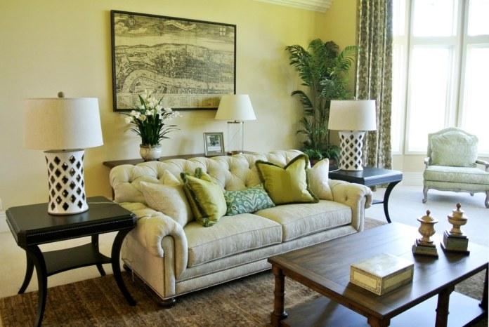 Tuscan Living Room Ideas (4)