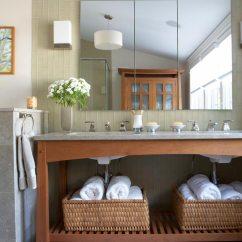 Kitchen Tile Floor Ideas Cute Rugs 15 Best Transitional Bathroom Design