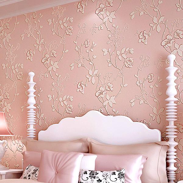 20 Stunning Bedroom Wallpaper Design Ideas