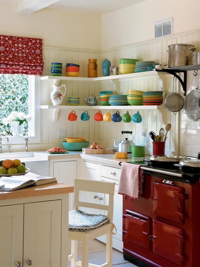 Creative Small Kitchen Design Ideas (10)
