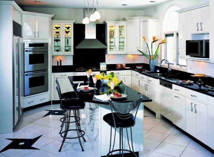 Creative Small Kitchen Design Ideas (13)