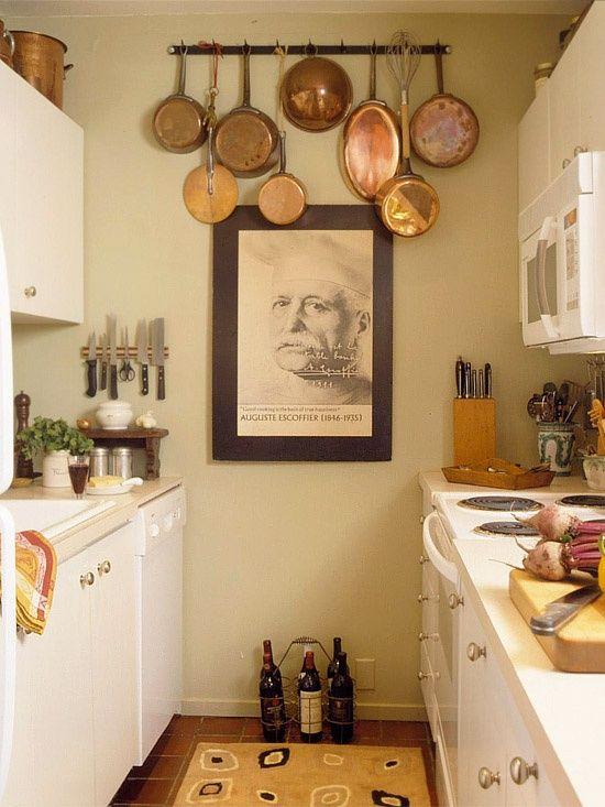 Creative Small Kitchen Design Ideas (20)