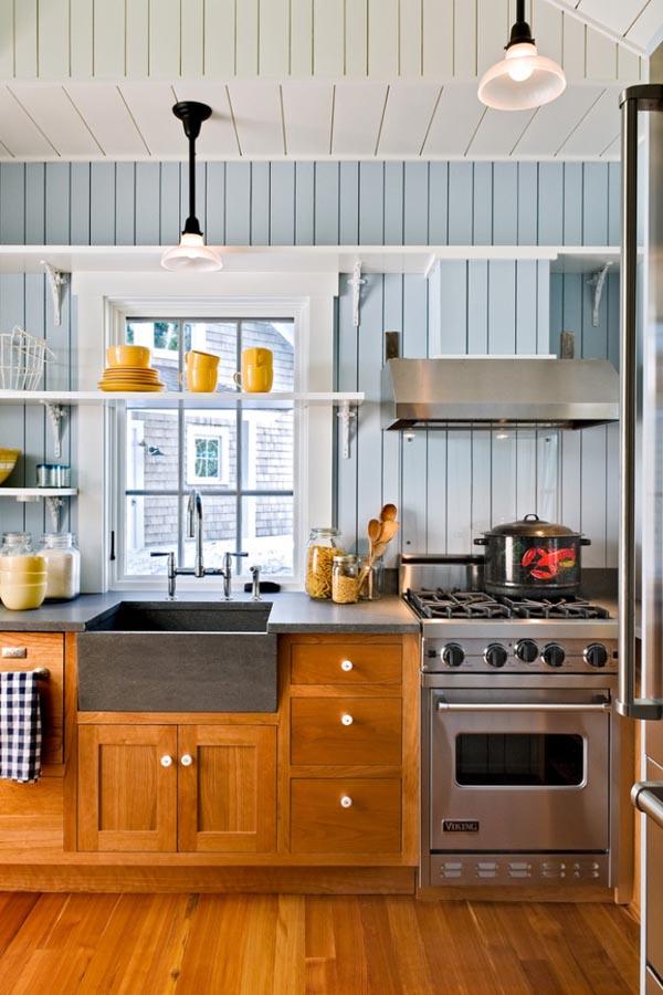 Creative Small Kitchen Design Ideas (30)