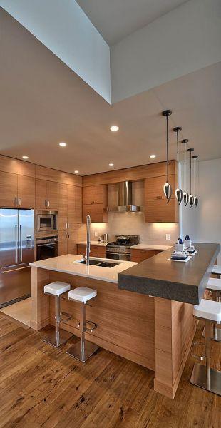 pinterest modern kitchen design 31 Creative Small Kitchen Design Ideas