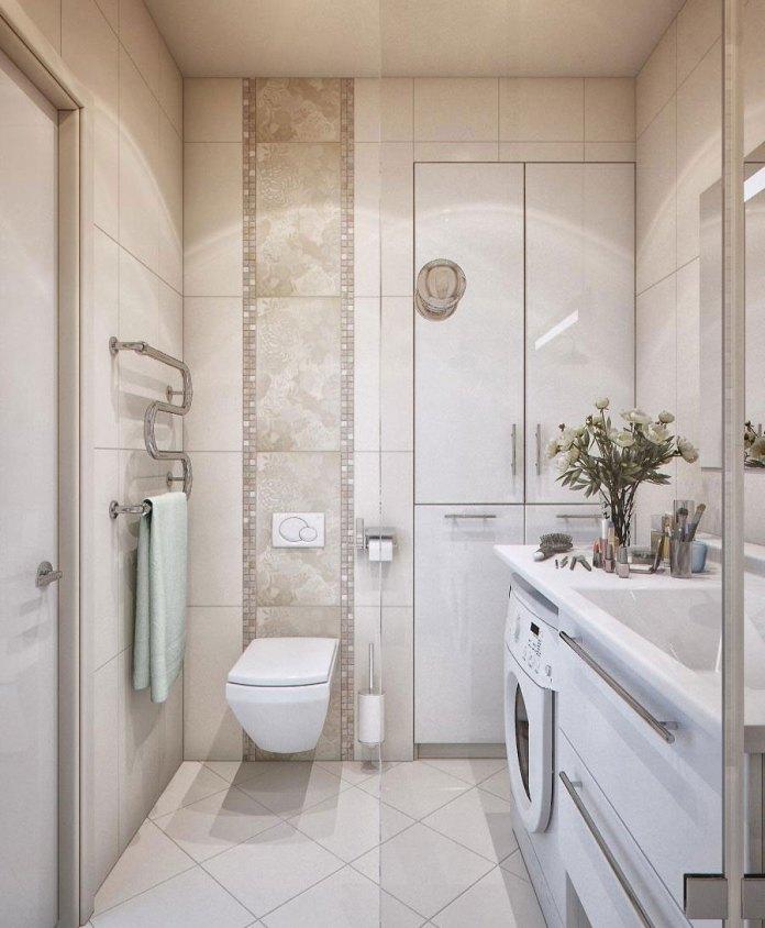 Modern Inspiring Small Corner Bathroom