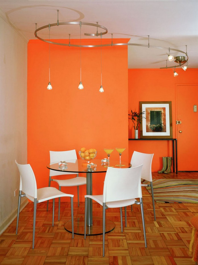 Stunning Colorful Dining Room (14)