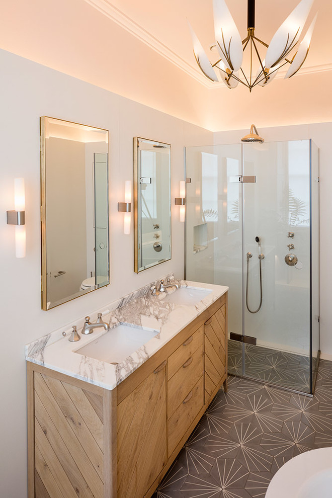 Contemporary Bathroom2