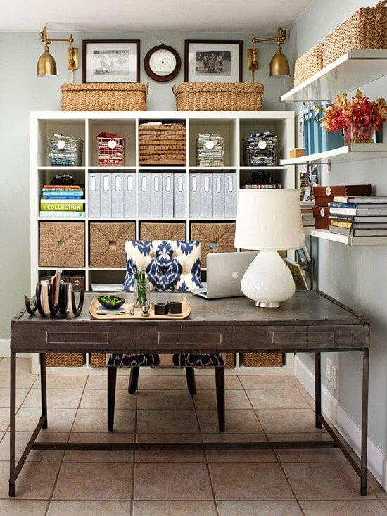 Simple and Smart Home Office