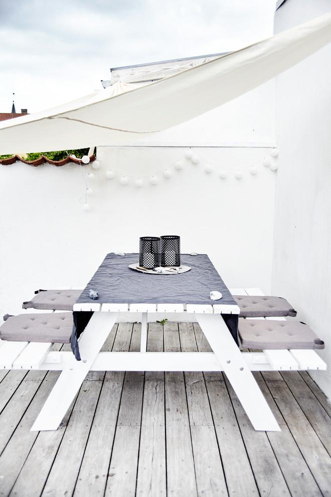 Scandinavian Patio Design