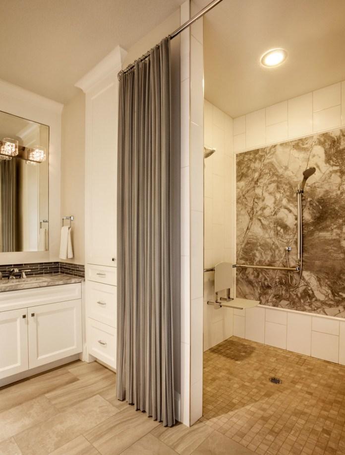 transitional-bathroom-walk-in-shower
