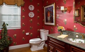 18 Beautiful Powder Room Design Ideas