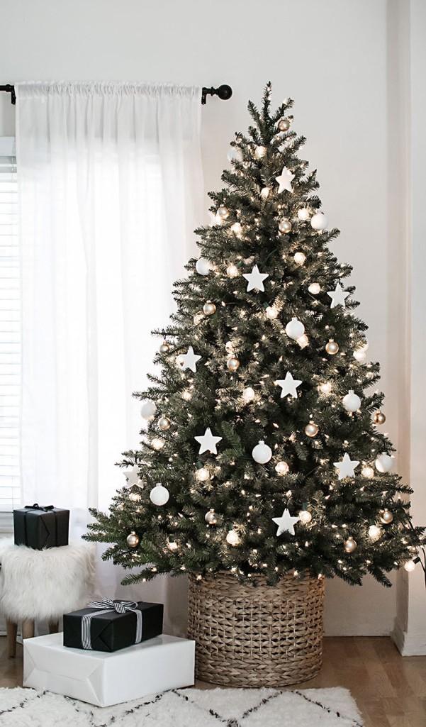 diy-clay-star-ornamnets-christmas-tree