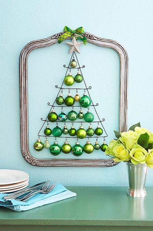 framed-ornament-artwork-christmas-decoraion-ideas