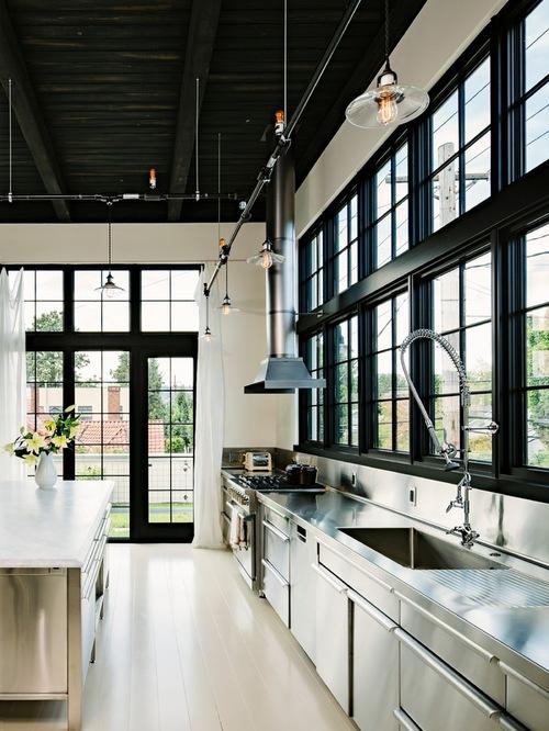 stainless-industrial-kitchen