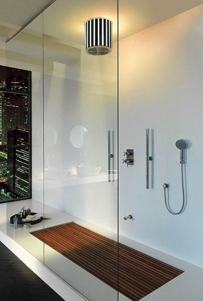 modern bathroom shower design ideas 20 Unique Modern Bathroom Shower Design Ideas