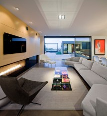 Fresh Modern Living Room Design