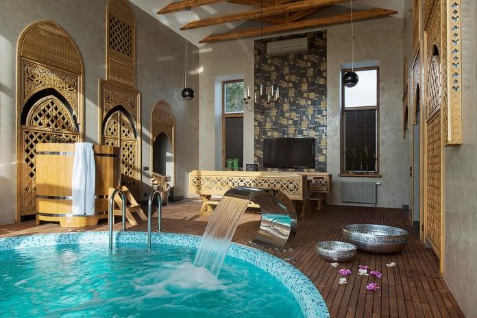 Asian Pool Design