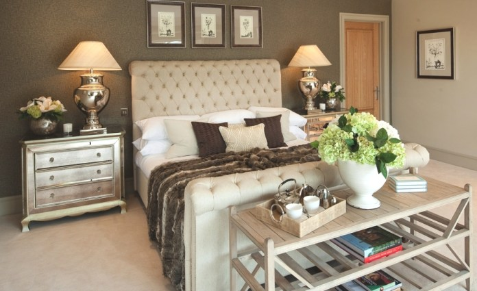 Luxurious Country Bedroom