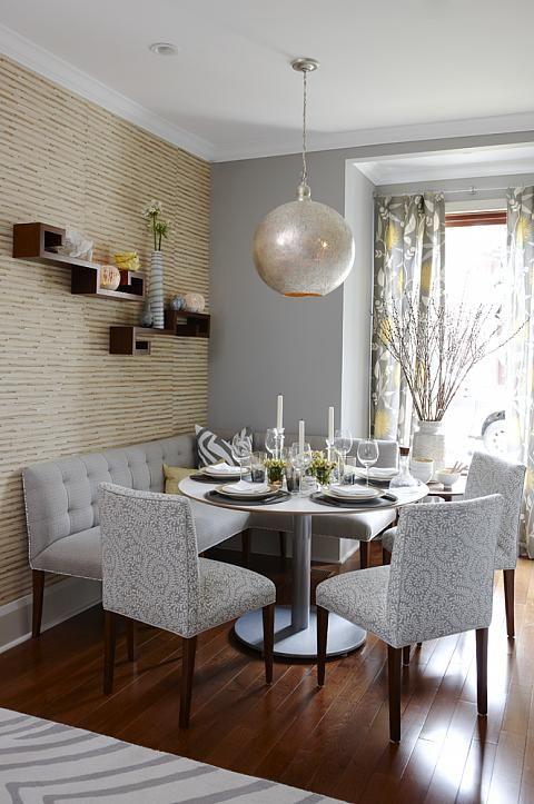 Midcentury Contemporary Dining Room