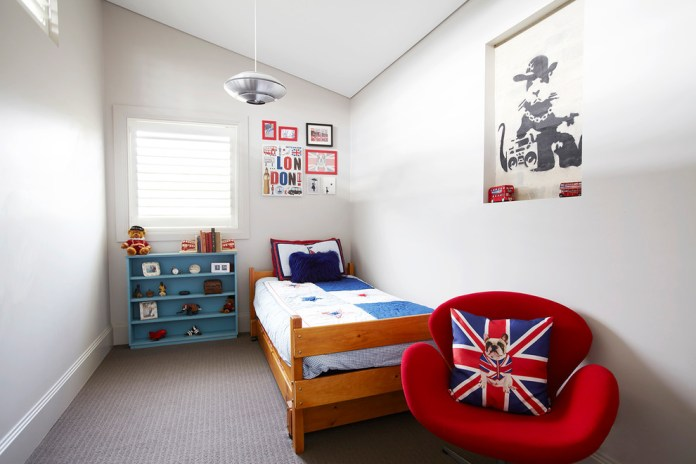 Asian Colorful Kids Bedroom