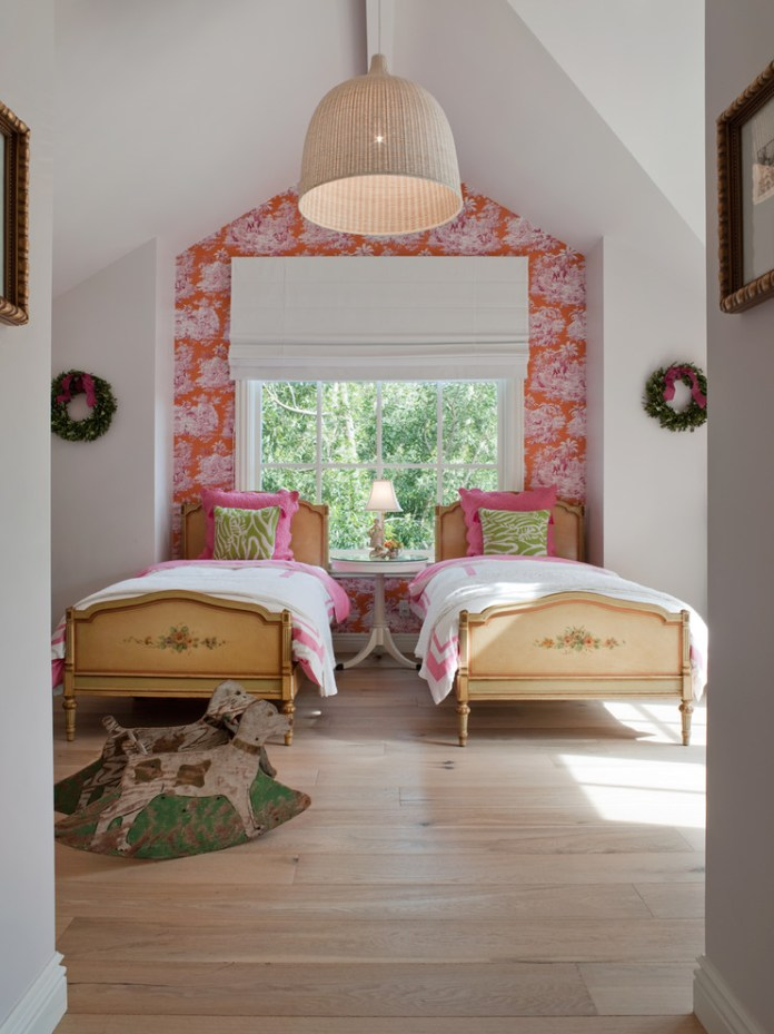 Farmhouse Kids Bedroom Design
