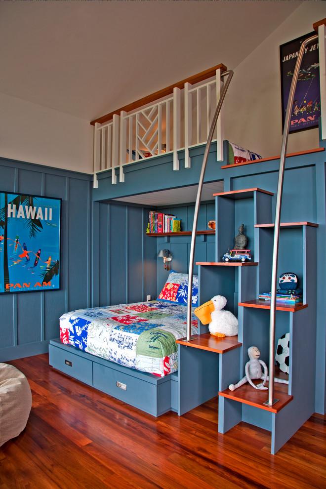 Tropical Kids Bedroom Design