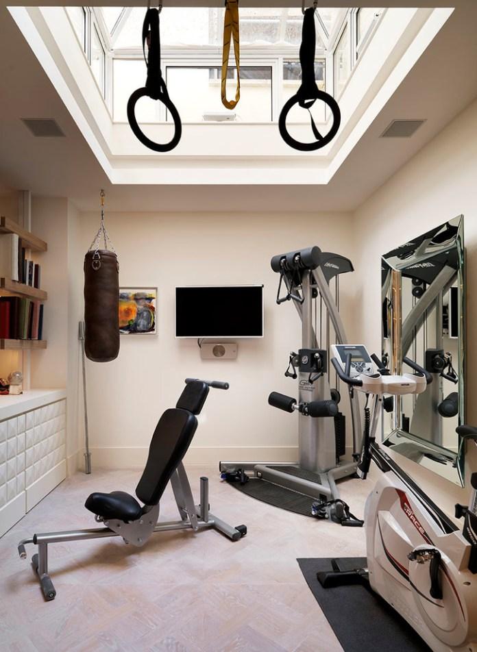 Victorian Home Gym Design