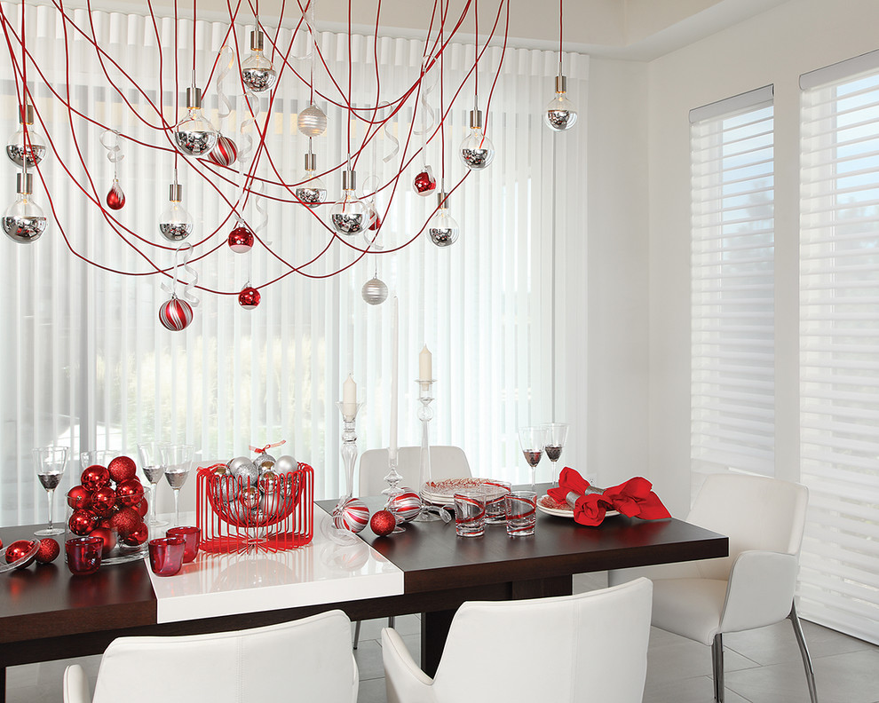 recover dining room chairs set with 8 21 christmas decoration ideas for 2017
