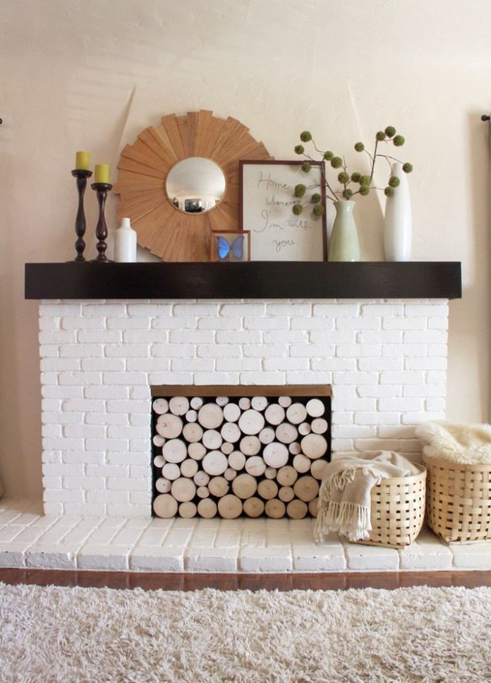 Small Craftsman Living Room