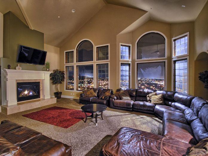 Mansion Master Living Room Dwellingdecor