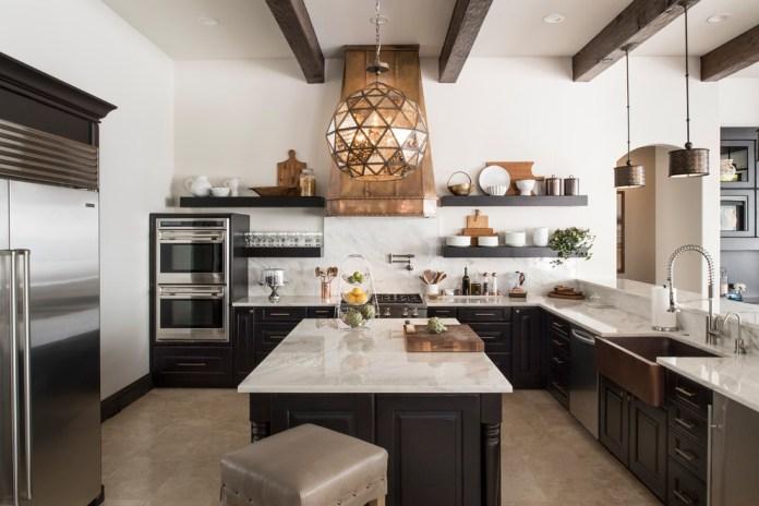 Mediterranean Kitchen Design Dwellingdecor